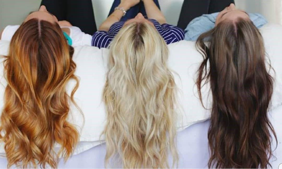 extensiones de cabello para hombres