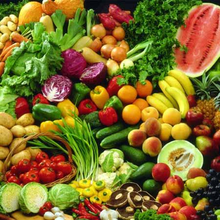 Como las Frutas y Verduras previenen la caída del cabello en los hombres