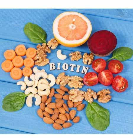 biotin para el cuero cabelludo