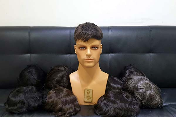 pelucas para hombres