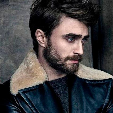 cortes de cabello hombre con barba en daniel